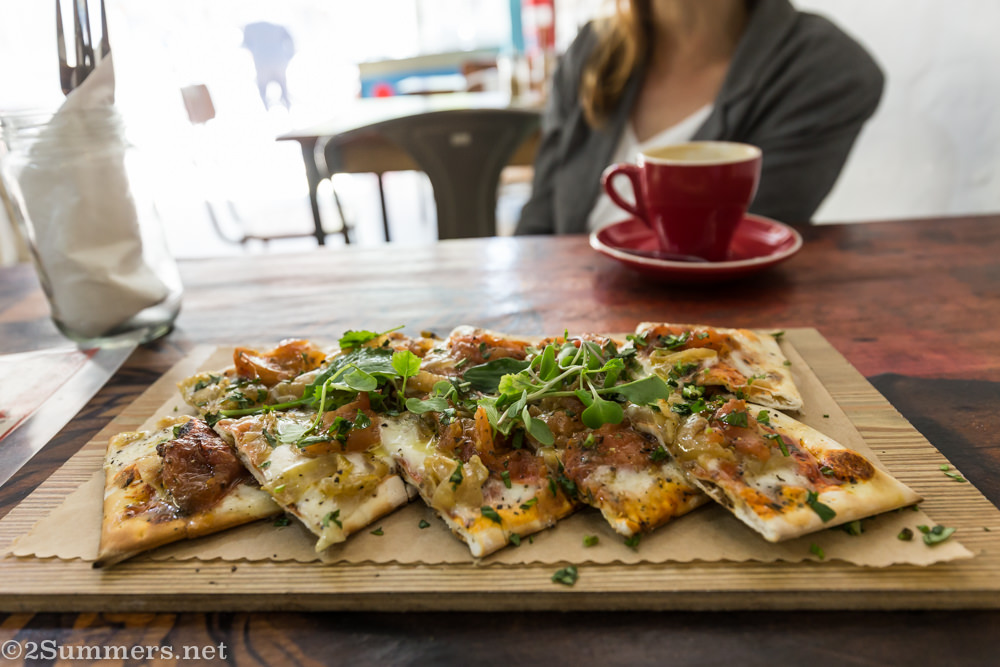 Milk Bar flatbread