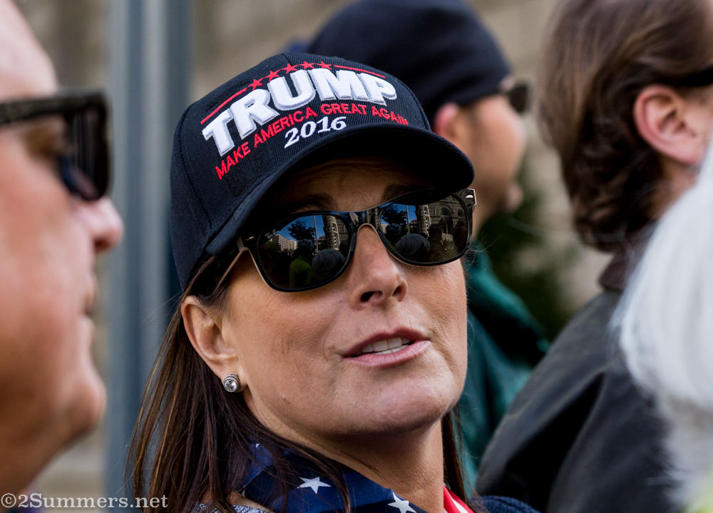 Lady for Trump