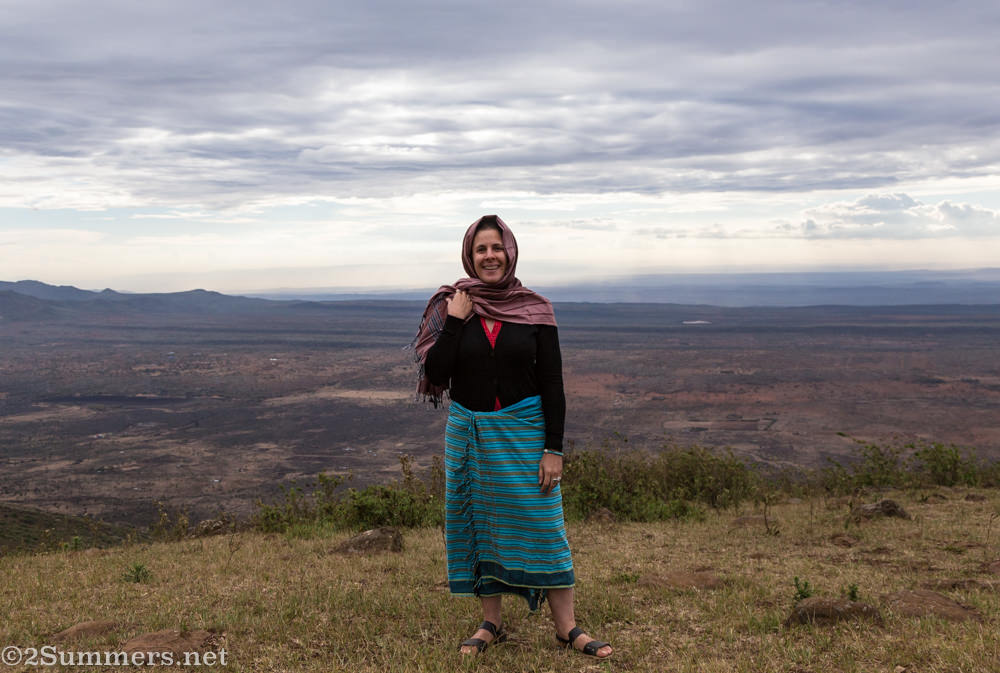 Heather on Ngong Hills