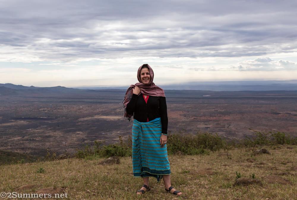 Heather on Ngong Hills