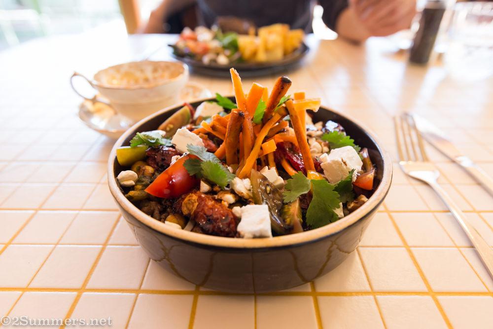 Salad from Breezeblock