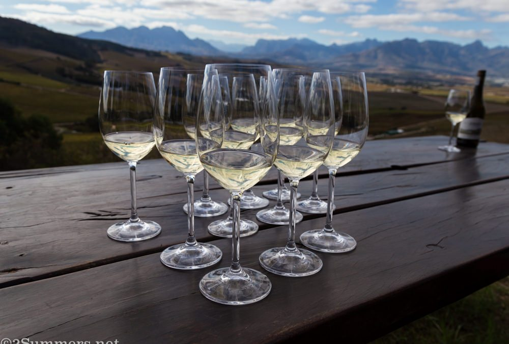 11 Spectacular Views in Stellenbosch
