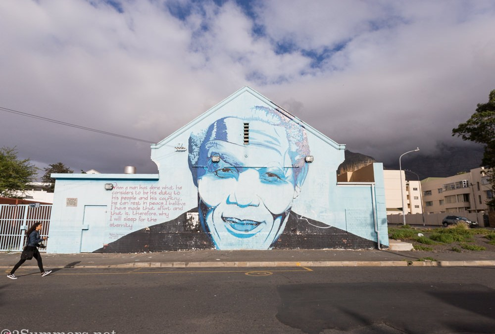 Street Art and Cape Town's District Six