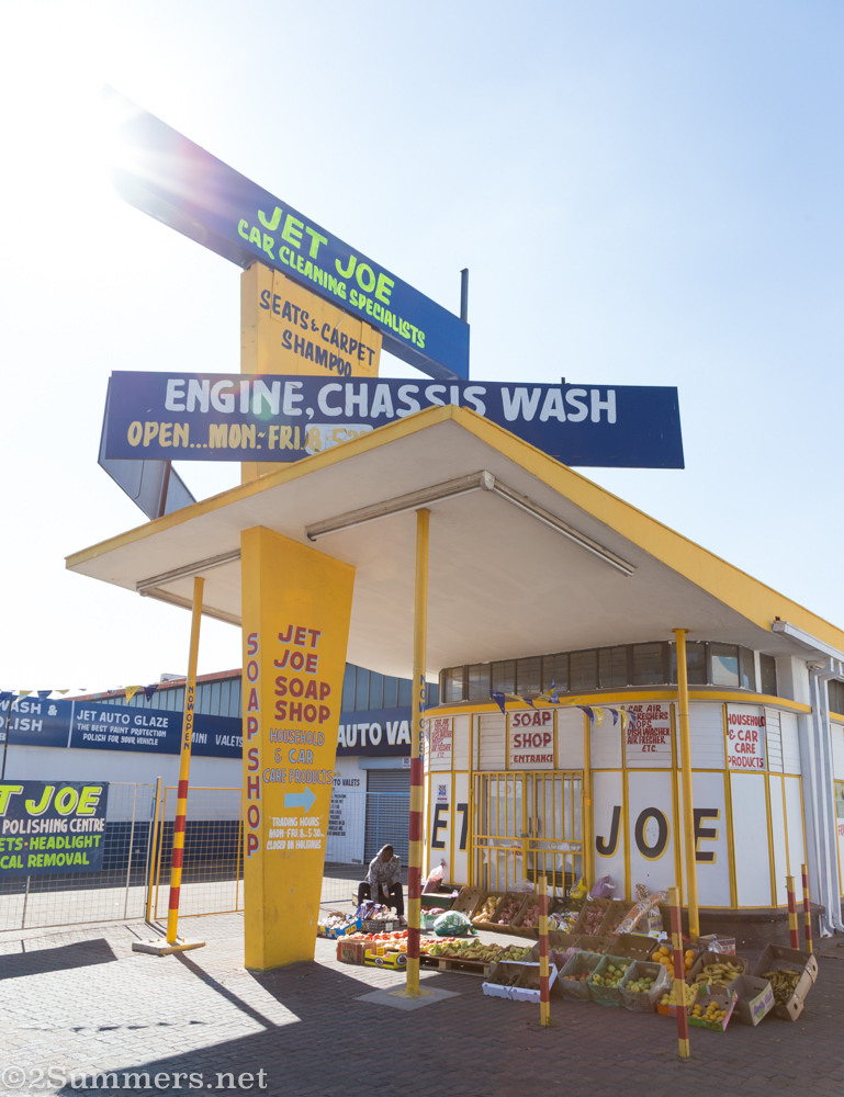 Car wash in La Rochelle