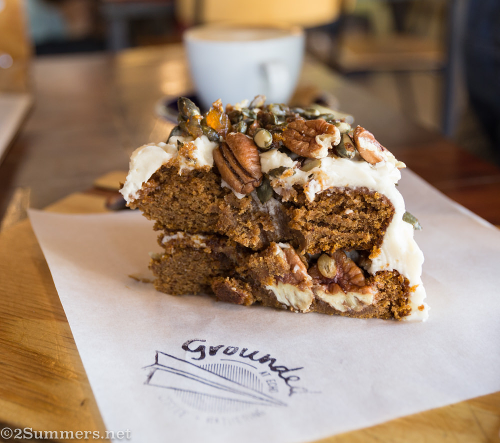 Cake from Grounded at Echo