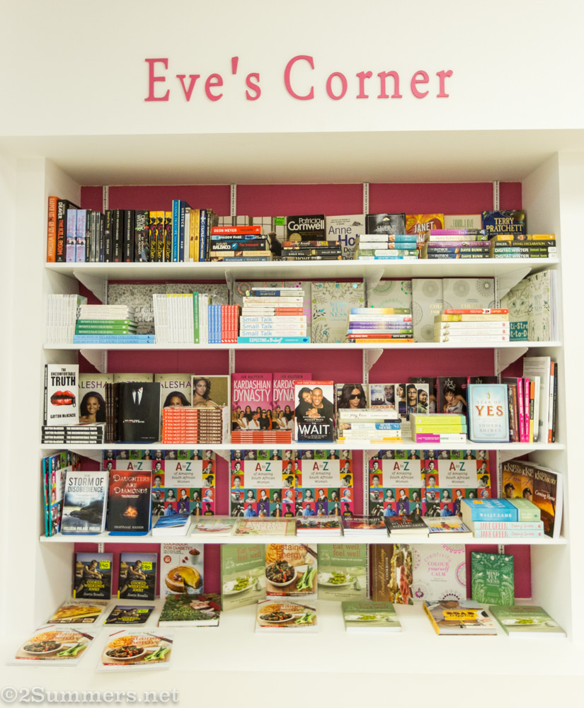 Eve's Corner at African Flavour