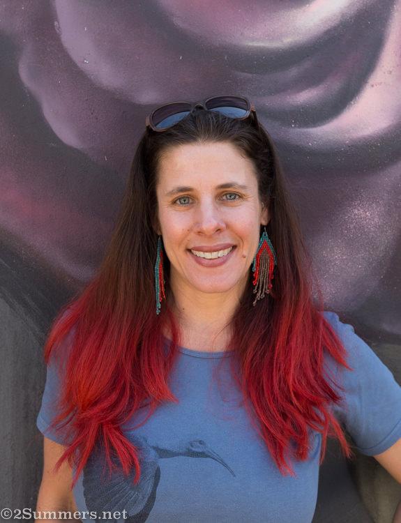 Heather at Perron