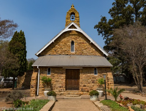 Church in Cullinan