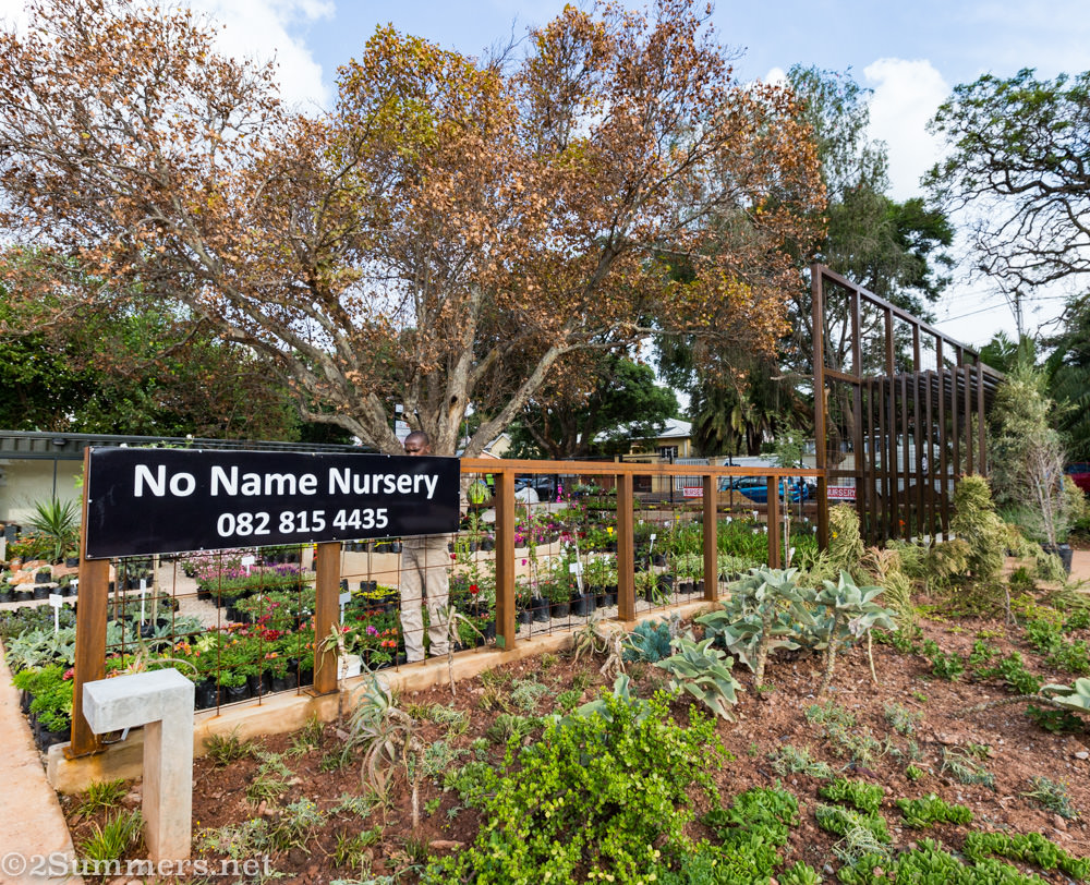 No Name Nursery at 27 Boxes