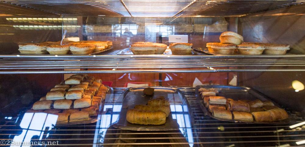 Croydon Bakery pies