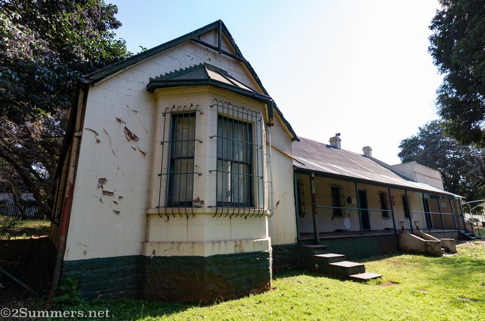 Bez Valley Farmhouse