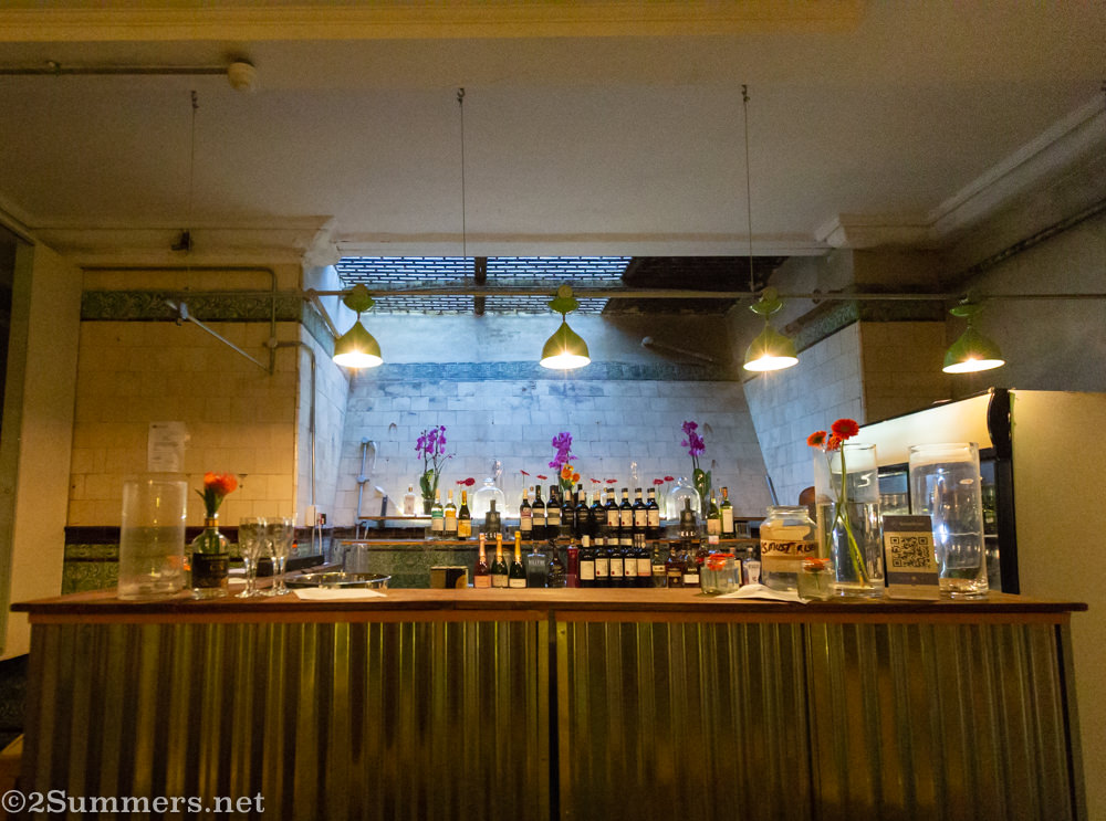 Zwipi Underground Bar in August 2018