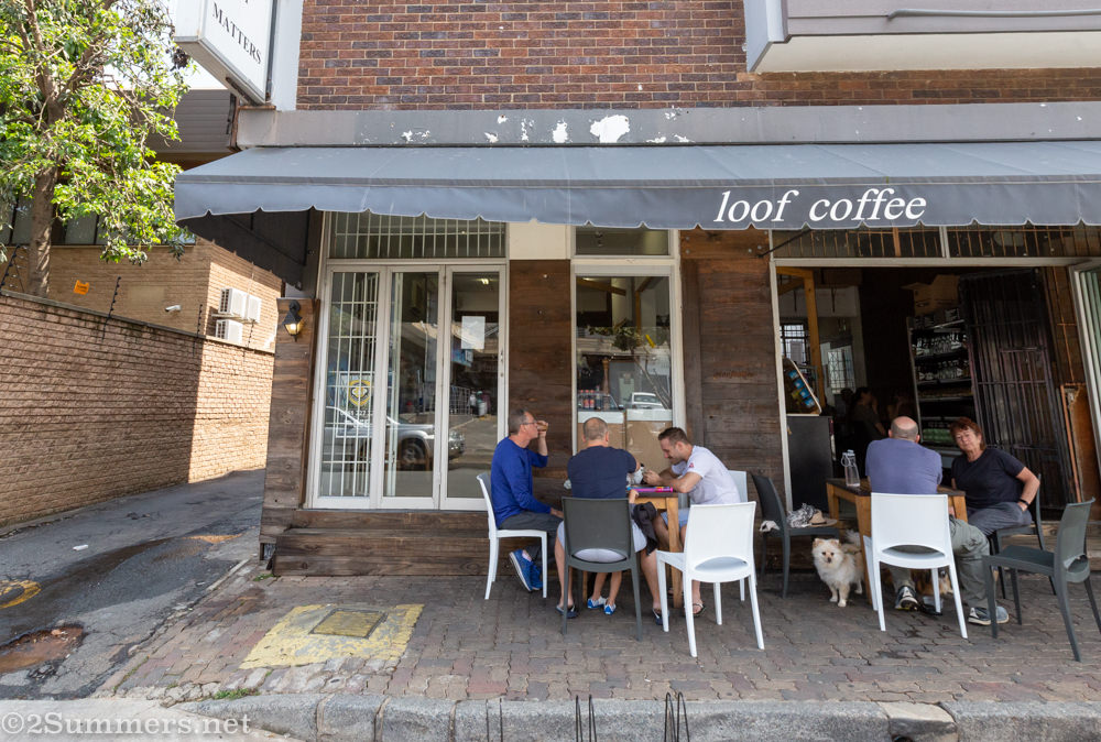 Loof Coffee in Norwood