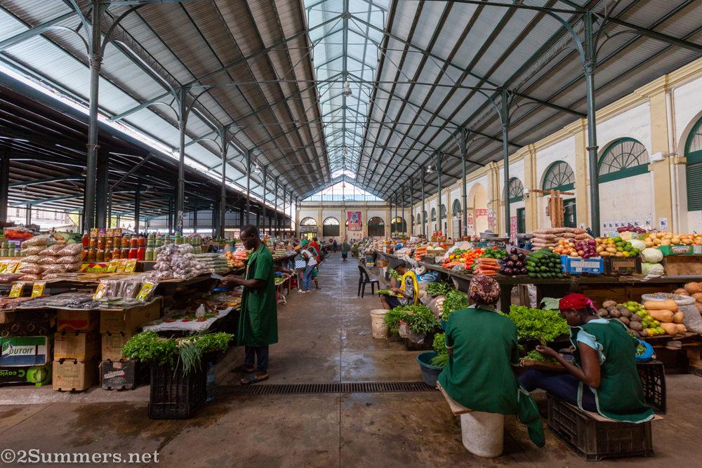 Mercado Central in Maputo