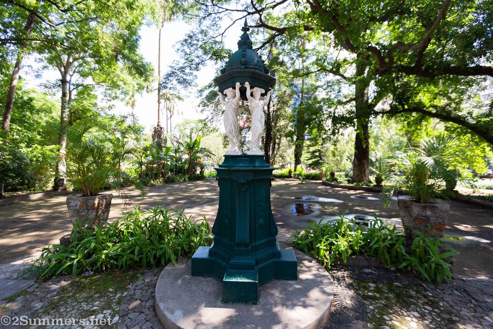 Jardim Tunduru Botanical Gardens