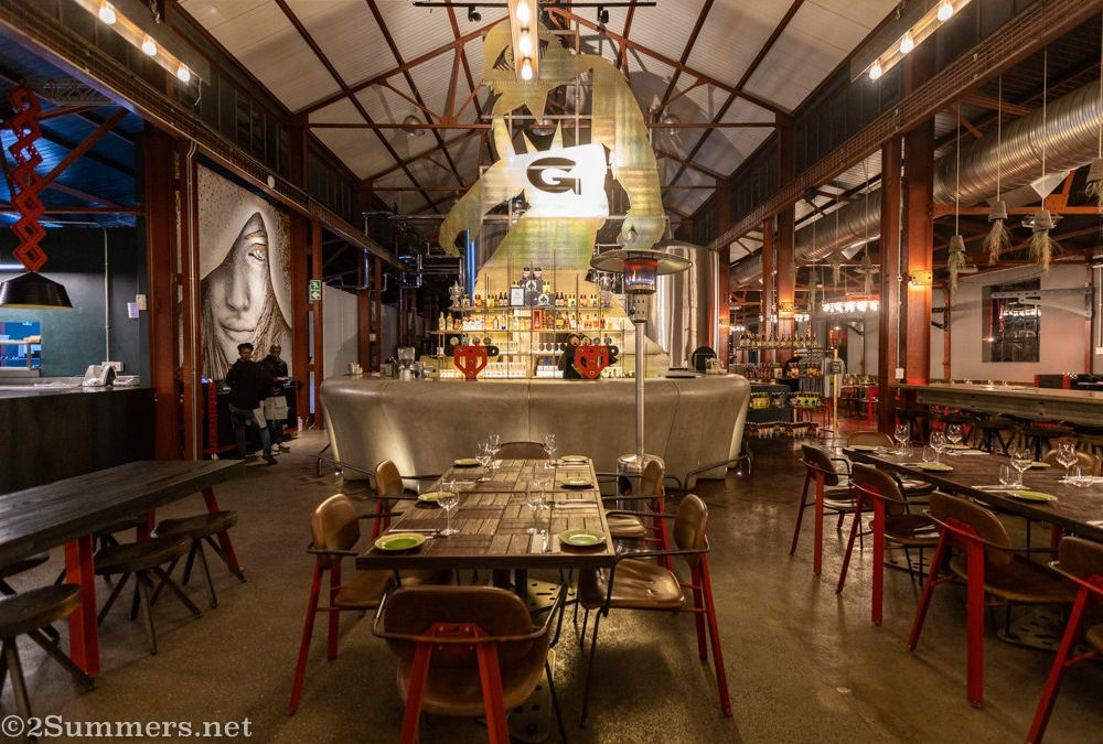 Urbanologi: My Number One Date Night Restaurant