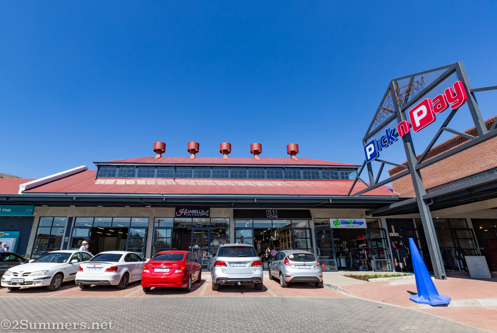 Pick n Pay at the Rand Steam Shopping Centre