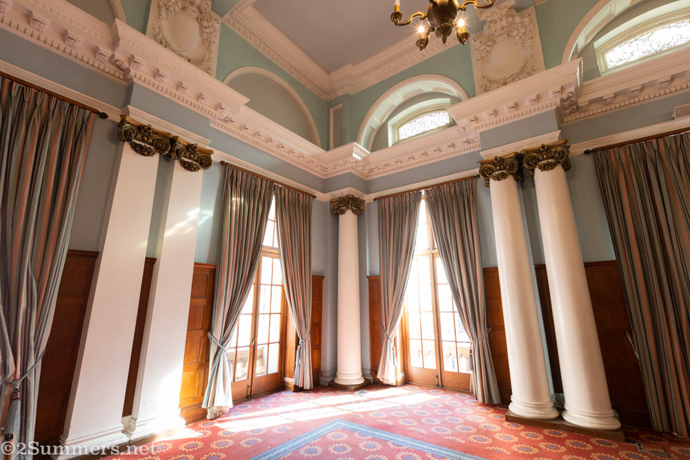 Ballroom in the Rand Club
