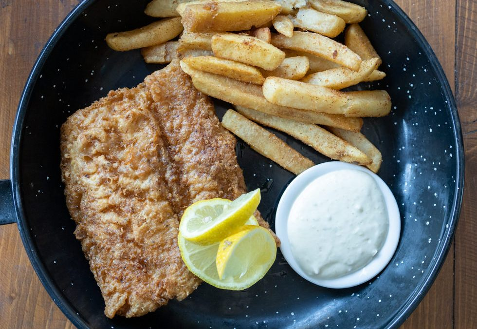 Five Great Places for Fish and Chips in Joburg