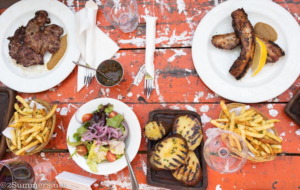Food at Che
