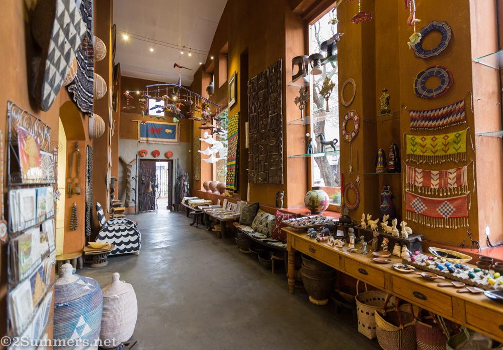 Inside the Kim Sacks Gallery