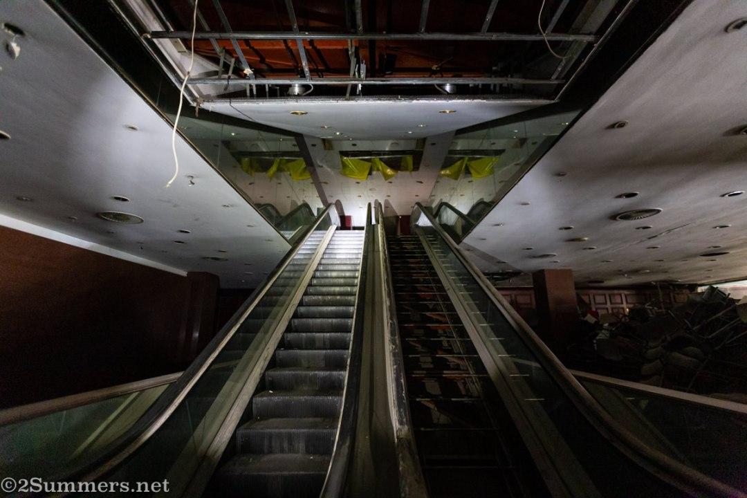 Escalator in Carlton