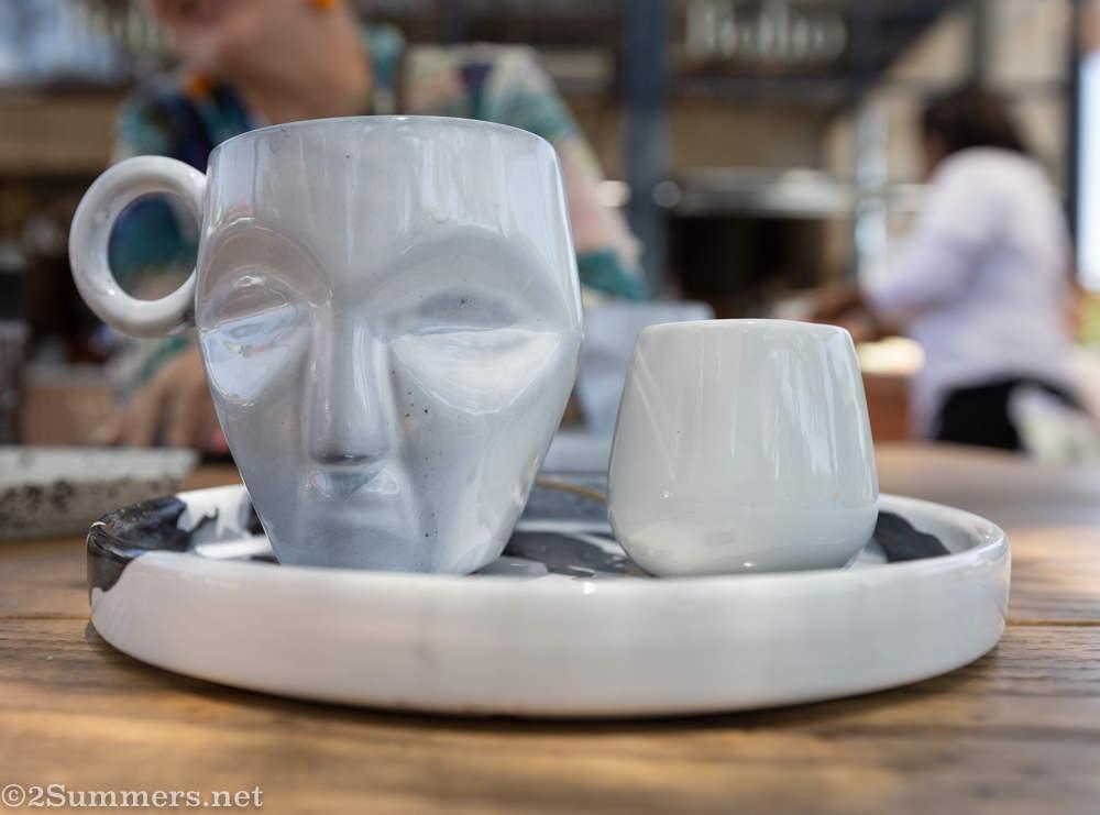 Boho Cafe & Co coffee