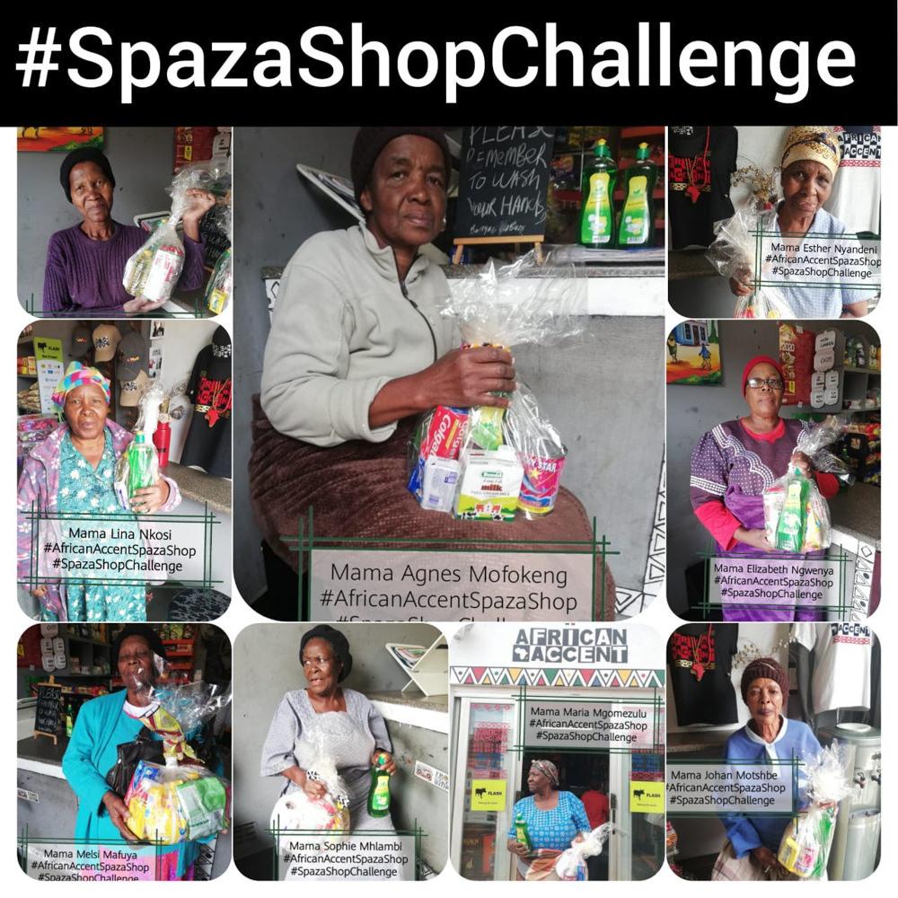 Spaza Shop Challenge