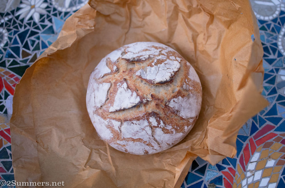 Bread from Chris Green