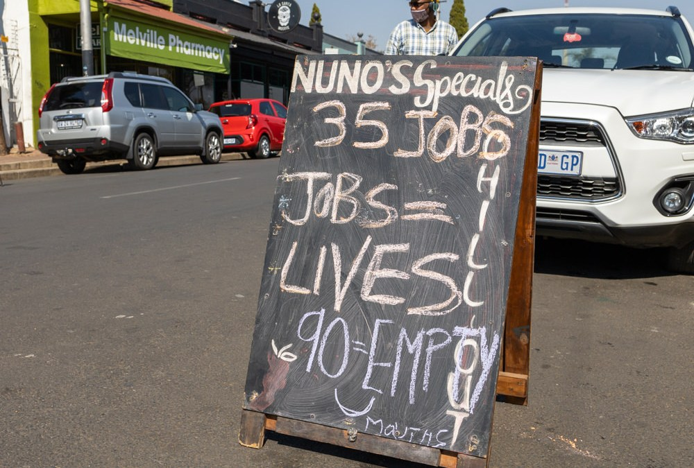 #JobsSaveLives: The Plight of Melville's Restaurants