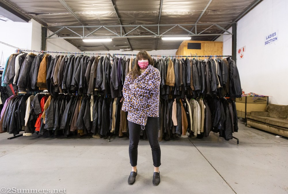 Thrifting Across the East Rand