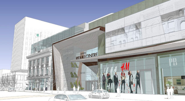 rideau centre top ladies apparel stores