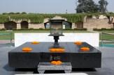 Tombe de Gandhi, New Delhi - 2009