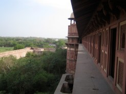 Red Fort, Agra, India - 2008
