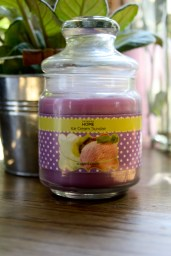 Ice Cream Candle, Primark