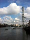 London Eye - London, UK, 2013