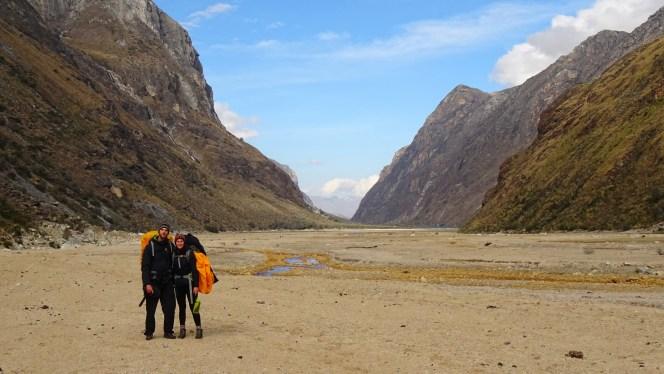 SC Trek, Peru