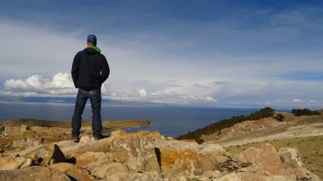 Isla del Sol, Bolivien