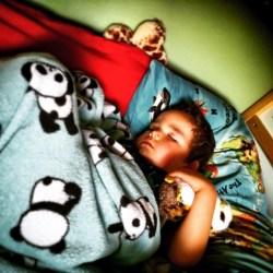 LittleMan sleeping 2
