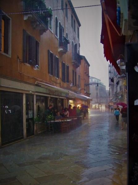 Venice Rainstorm 1
