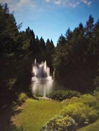 Buchart Gardens Fountain 1