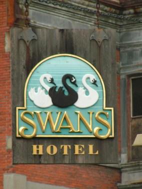 Swans Brewpub Hotel Victoria BC