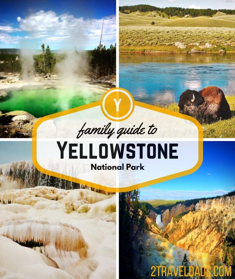 how to travel to yellowstone national park