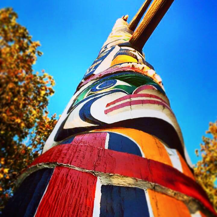 Beacon Hill Totem Tallest