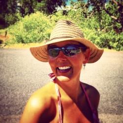Kelly Blanchard Happy Hat 1