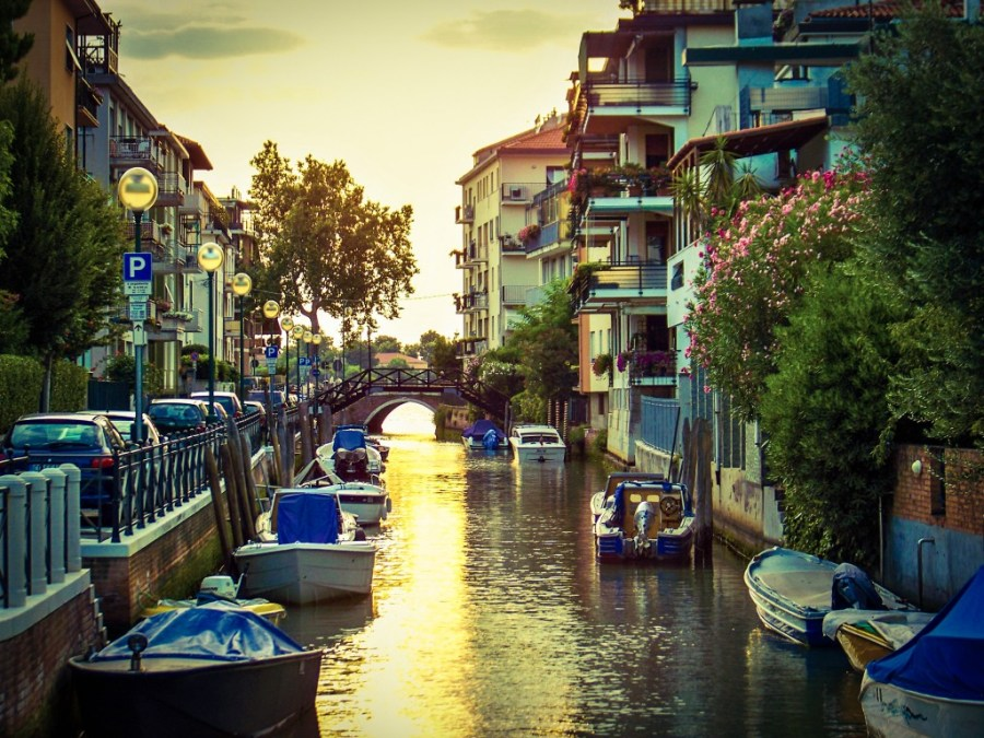 Lido Venice Sunset