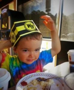 LittleMan TieDye at Waffle House Atlanta