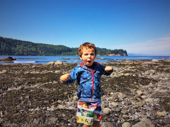LittleMan at Salt Creek Tidepools 1