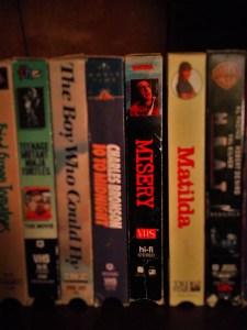 Misery VHS 1