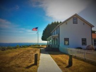 Point No Point Lighthouse Keepers Quarters Kitsap